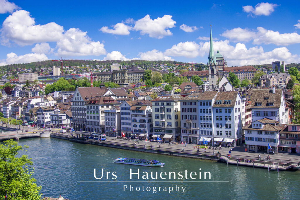 Zurich Switzerland Stock Photo